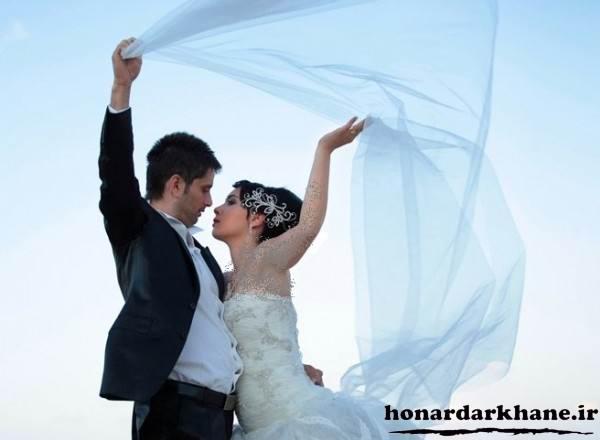 پوزیشن عکس عروس