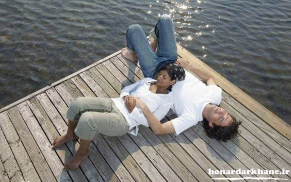 عکس دونفره عاشقانه