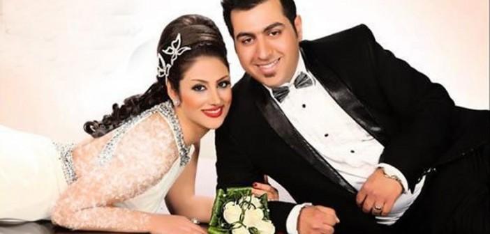 ژست عروس و داماد برای عکاسی جدید و زیبا
