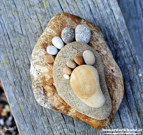 وسایل تزیینی با سنگ