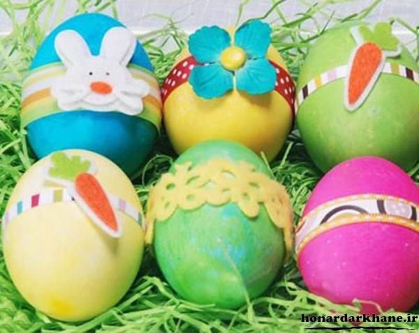 تخم مرغ رنگی هفت سین