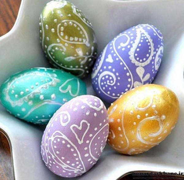 تزیینات جدید تخم مرغ