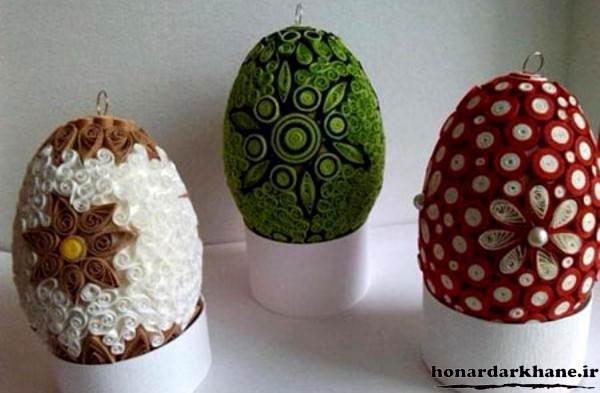 مدل تخم مرغ برای هفت سین