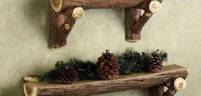 خلاقیت با چوب با ایده های جدید برای تزیین منزل