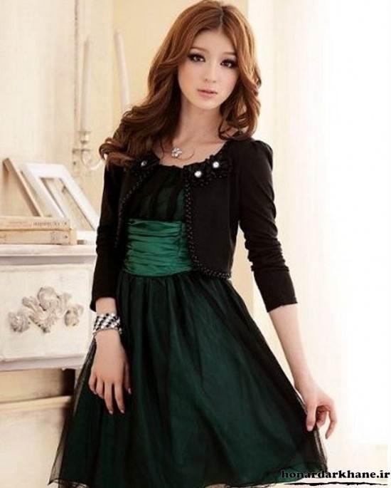 مدل لباس کره ایی دخترانه