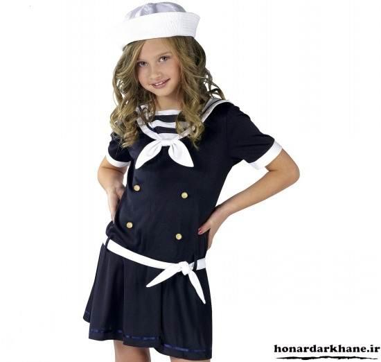 لباس اسپرت دخترانه
