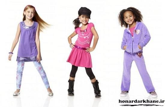 مدل لباس بچگانه جدید و زیبا