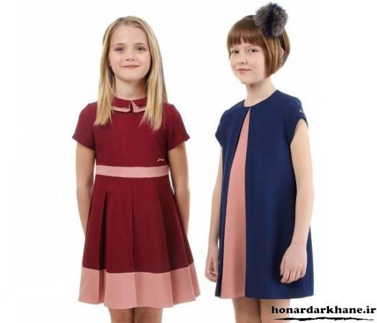 مدل های لباس دخترانه 2016