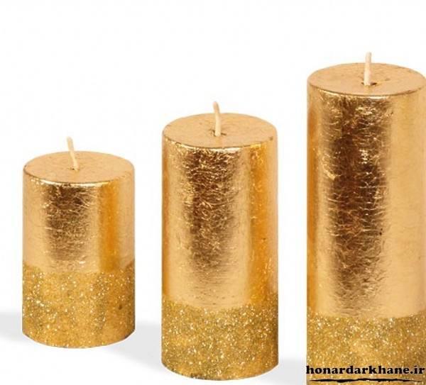 شمع آرایی با اکلیل