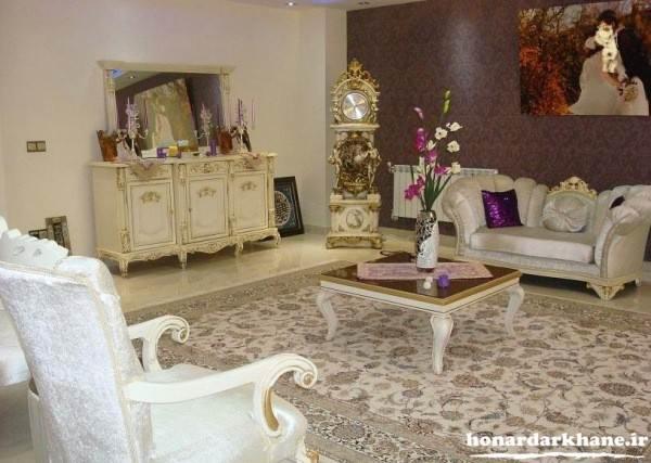 تزیین جدید خانه عروس ایرانی