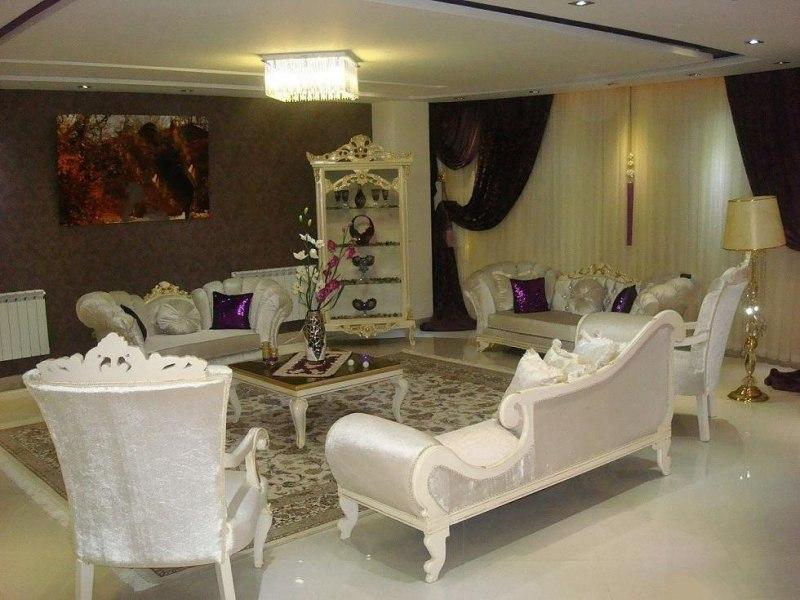 چیدمان خانه عروس ایرانی با طرح های جدید و زیبا