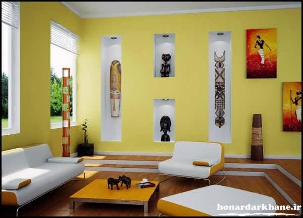 تزیینات خاص و زیبای منزل