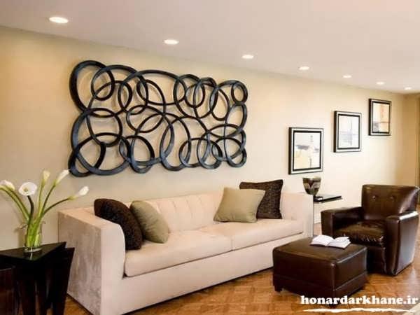 تزیین جدید منزل با وسایل ساده