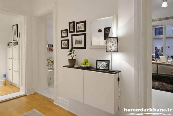تزیین ساده و زیبای منزل