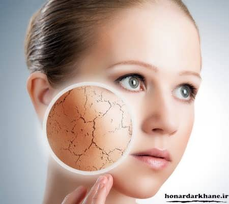 ماسک صورت برای پوست خشک