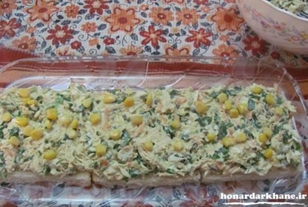 نحوه پخت کیک کمرغ