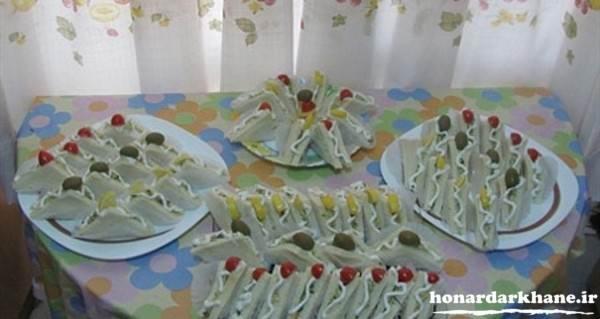 تزیین کیک مرغ زیبا