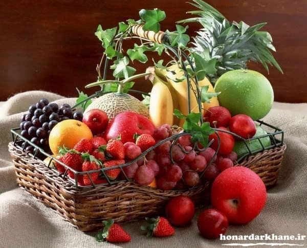 میوه آرایی جدید و زیبا