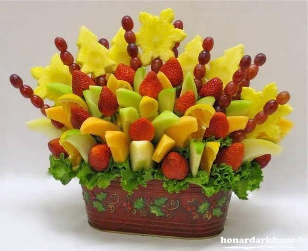 مدل های میوه آرایی زیبا