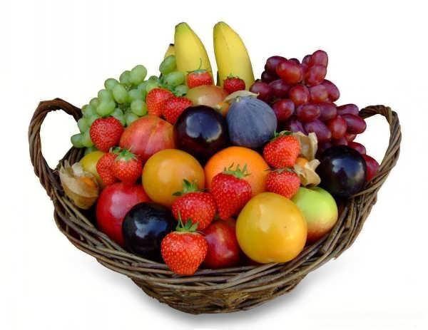 تزیین میوه در ظرف