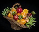 تزیین سبد میوه و ظرف میوه با ایده های جدید و زیبا