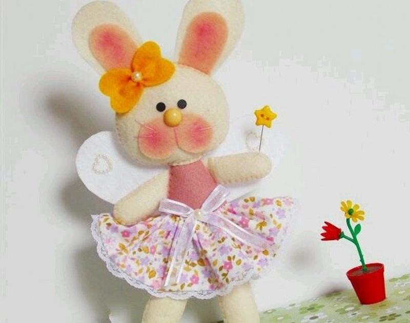 اویز نمدی اشپزخانه مدل عروسک نمدی جدید و زیبا با طرح های جالب