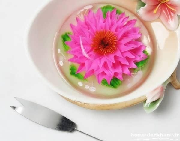 ژله تزریقی گل میخک