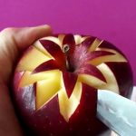 تزیین سیب درختی