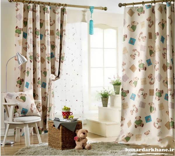 Curtains for children's rooms (18)