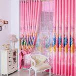 مدل پرده اتاق کودک