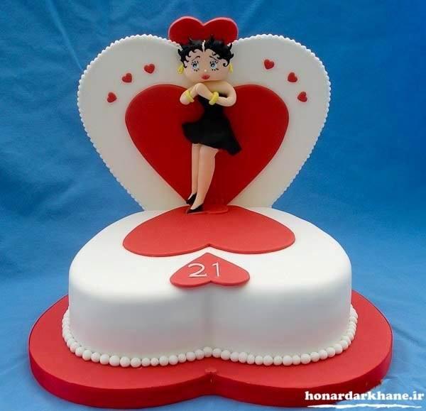 تزیین کیک جدید و زیبا
