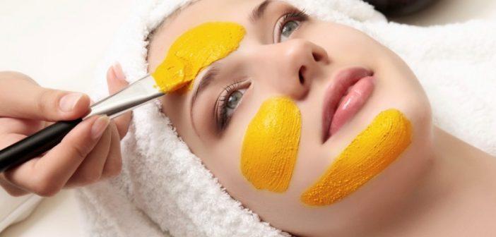 ماسک صورت زردچوبه و فواید آن بر روی پوست صورت