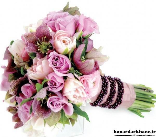دسته گل شیک و زیبا