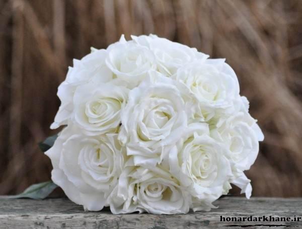 دسته گل های زیبا و شیک