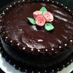 طرز تهیه کیک شکلاتی ساده