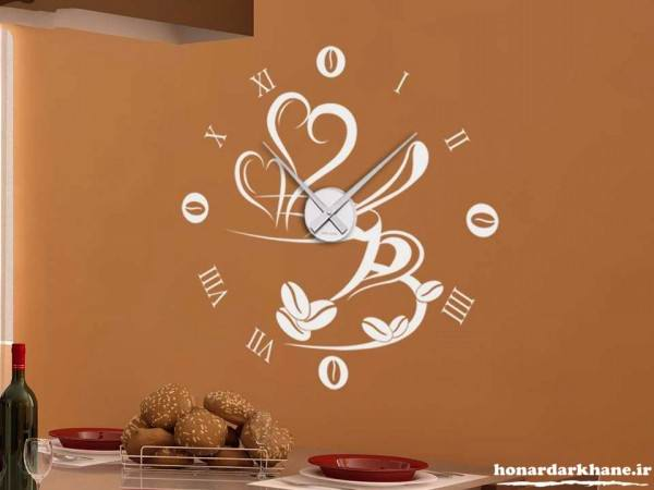 دیزاین دیوار آشپزخانه