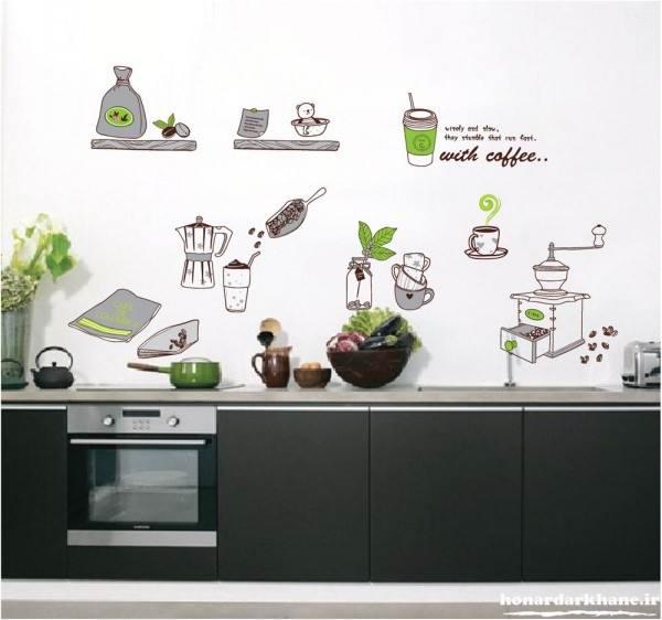 تزیینات جدید آشپزخانه