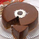 طرز تهیه دسر شکلاتی با بیسکویت