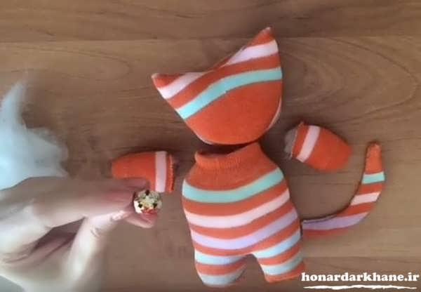 دوخت عروسک برای بچه ها
