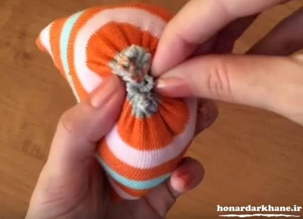 ساخت عروسک کودکانه زیبا