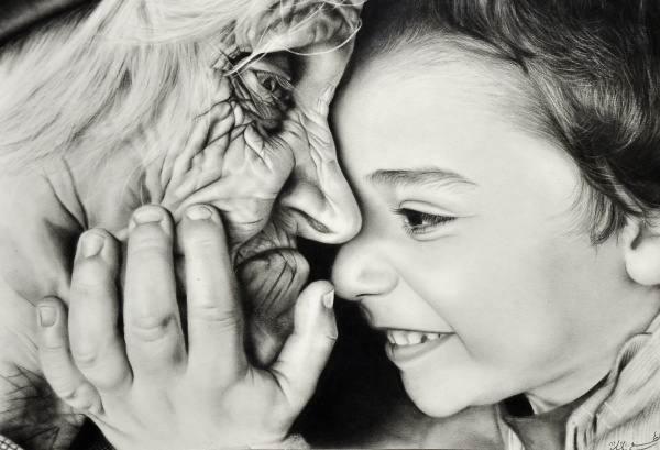 نقاشی از چهره