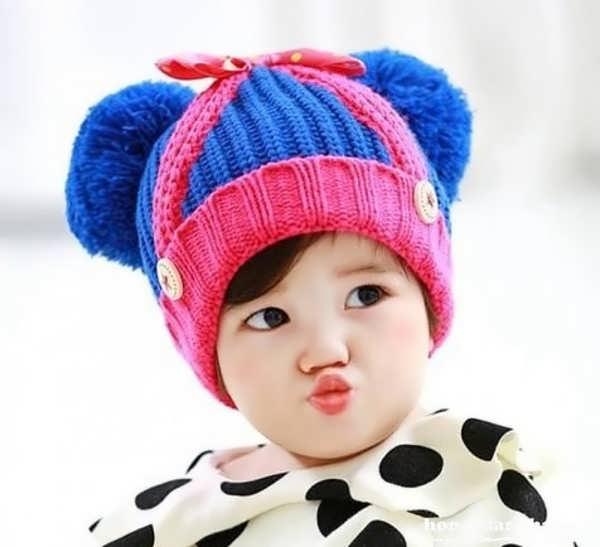 کلاه بافتنی پسرانه جدید