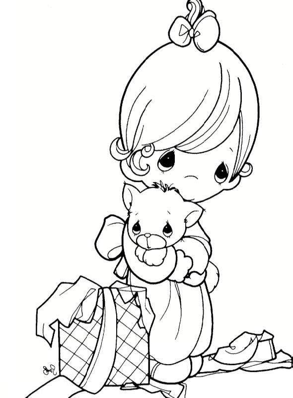 مدل نقاشی کودکانه با مداد رنگی