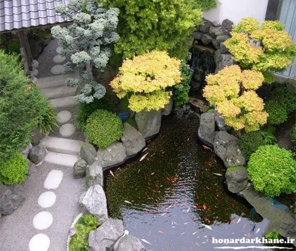 تزیین باغچه با جدیدترین ایده ها
