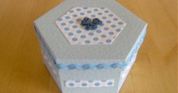 ساخت جعبه کادویی زیبا