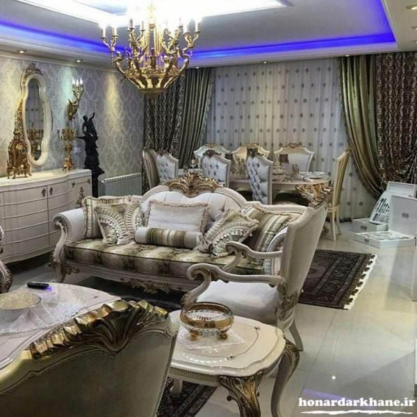 دیزاین خانه عروس