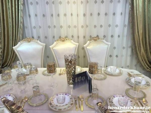 تزیینات خانه عروس