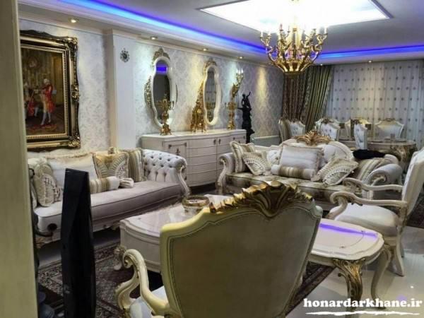 تزیینات منزل عروس ایرانی