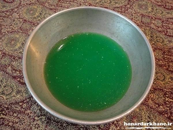 طرز تهیه ژله هندوانه برای شب یلدا