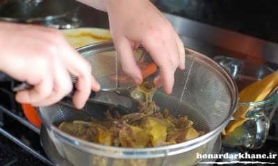 درست کردن آبگوشت سنتی
